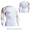 FIXGEAR CP-W9 Compression Base Layer Shirts