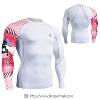 FIXGEAR CP-W29 Compression Base Layer Shirts