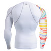 FIXGEAR CP-W33 Compression Base Layer Shirts Rear