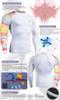 FIXGEAR CP-W33 Compression Base Layer Shirts Description