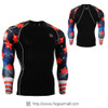 FIXGEAR CPD-B10 Compression Base Layer Shirts