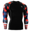 FIXGEAR CPD-B10 Compression Base Layer Shirts front