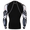 FIXGEAR CPD-B17 Compression Base Layer Shirts rear