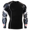 FIXGEAR CPD-B17 Compression Base Layer Shirts front