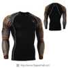 FIXGEAR CPD-B27 Compression Base Layer Shirts