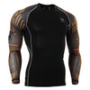 FIXGEAR CPD-B27 Compression Base Layer Shirts Front
