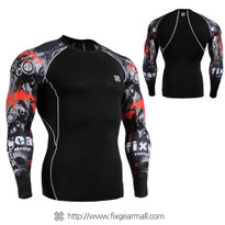 FIXGEAR CPD-B30 Compression Base Layer Shirts