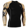 FIXGEAR CPD-B32 Compression Base Layer Shirts Front