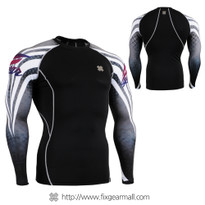FIXGEAR CPD-B38 Compression Base Layer Shirts