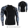 FIXGEAR CPD-B63 Compression Base Layer Shirts