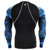 FIXGEAR CPD-B66 Compression Base Layer Shirts rear view