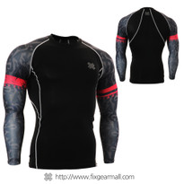FIXGEAR CPD-BG6 Compression Base Layer Shirts