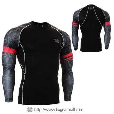 FIXGEAR CPD-BG6 Compression Base Layer Shirts