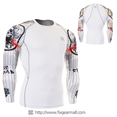 FIXGEAR CPD-W9 Compression Base Layer Shirts