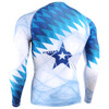 FIXGEAR CFL-65 Compression Base Layer Shirts back view