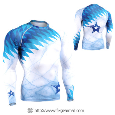 FIXGEAR CFL-65 Compression Base Layer Shirts