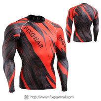 FIXGEAR CFL-68 Compression Base Layer Shirts