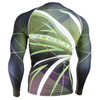 FIXGEAR CFL-71 Compression Base Layer Shirts rear view