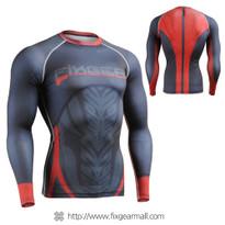 FIXGEAR CFL-72 Compression Base Layer Shirts
