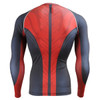 FIXGEAR CFL-72 Compression Base Layer Shirts Rear