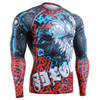 FIXGEAR CFL-73 Compression Base Layer Shirts Front