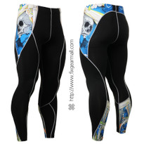 FIXGEAR P2L-B19B Compression Leggings Pants