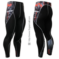 FIXGEAR P2L-B30 Compression Leggings Pants