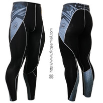 FIXGEAR P2L-B41 Compression Leggings Pants