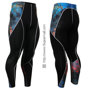 FIXGEAR P2L-B46 Compression Leggings Pants