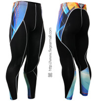 FIXGEAR P2L-B49 Compression Leggings Pants