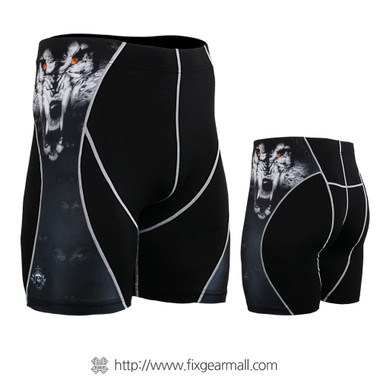 FIXGEAR P2S-B18 Compression Drawers Pants