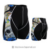 FIXGEAR P2S-B19B Compression Drawers Pants