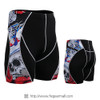 FIXGEAR P2S-B19R Compression Drawers Pants