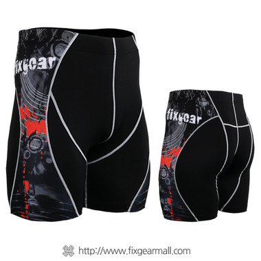 FIXGEAR P2S-B30 Compression Drawers Pants
