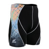 FIXGEAR P2S-B42 Compression Drawers Pants Front