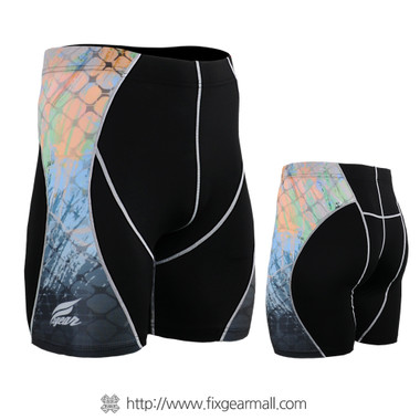 FIXGEAR P2S-B42 Compression Drawers Pants