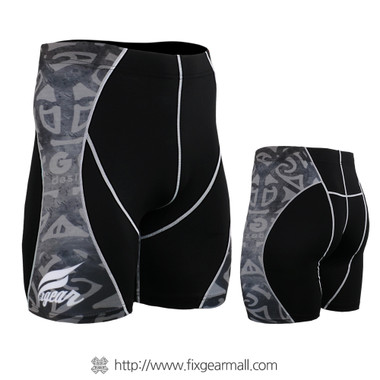 FIXGEAR P2S-B43 Compression Drawers Pants