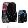 FIXGEAR P2S-B46 Compression Drawers Pants