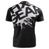 FIXGEAR RM-5402 T-Shirts Men's Sports Tee Rear