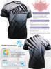 FIXGEAR RM-5702 T-Shirts Men's Sports Tee description
