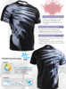 FIXGEAR RM-5902 T-Shirts Men's Sports Tee description