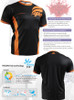 FIXGEAR RM-6002 T-Shirts Men's Sports Tee descriprtion