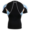 FIXGEAR C2S-B42 Compression Shirts Base Layer Short Sleeve Rear
