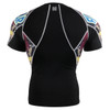 FIXGEAR C2S-B44 Compression Shirts Base Layer Short Sleeve Rear
