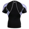 FIXGEAR C2S-B48 Compression Shirts Base Layer Short Sleeve Rear