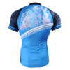 FIXGEAR CS-4602 Men's Cycling Jersey Short Sleeve back view