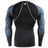 FIXGEAR CPD-B67 Compression Base Layer Shirts back view