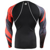 FIXGEAR CPD-B68 Compression Base Layer Shirts back view