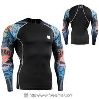 FIXGEAR CPD-B74 Compression Base Layer Shirts