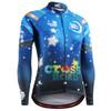 FIXGEAR CS-W2301 Women's Long Sleeve Cycling Jersey